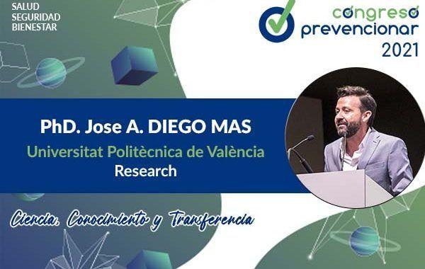 Entrevista con José A. Diego Más con motivo del III Congreso Internacional Prevencionar