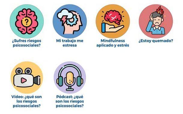 Mutua Balear estrena una nueva sección web dedicada a la prevención de riesgos psicosociales