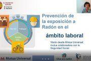 Mutua Universal participa en el I Congreso Nacional de Radón