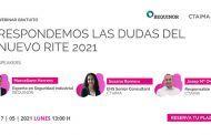 ¡Nuevo webinar en directo! Pregúntanos lo que quieras sobre el RITE 2021