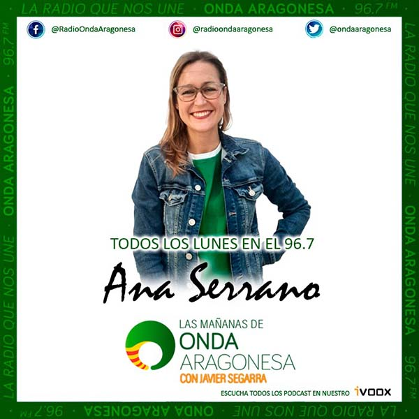 Ana Serrano Soriano - Onda Aragonesa
