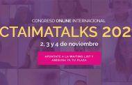 CTAIMATALKS 2021, ¡Asegura tu plaza gratuita!