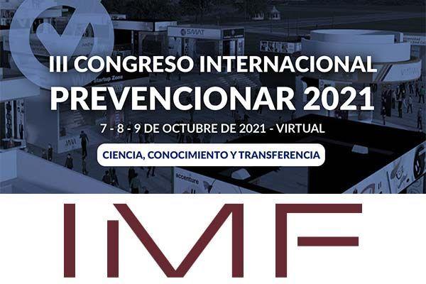 IMF Smart Education se suma al III Congreso Internacional Prevencionar