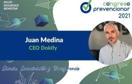 Entrevista a Juan Medina con motivo del III Congreso Internacional Prevencionar