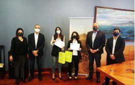 MAC y TITSA entregan los premios del IV Concurso de Relatos Cortos sobre Hábitos Saludables y del III Concurso de Microrrelatos sobre PRL