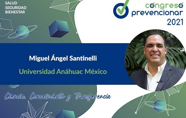 Entrevista Miguel Angel Santinelli con motivo del III Congreso Internacional Prevencionar