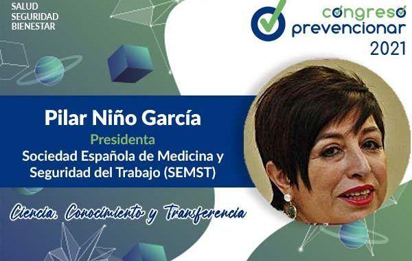 Entrevista a Pilar Niño con motivo del III Congreso Internacional Prevencionar