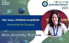 Entrevista a Sonia Pedrosa con motivo del III Congreso Internacional Prevencionar