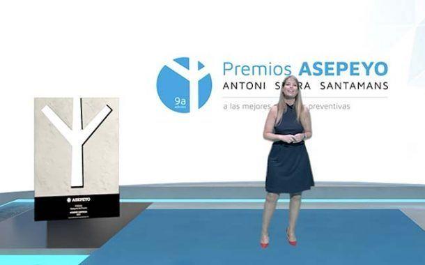 La Base Aérea de Talavera la Real finalista en la IX Edición de los Premios Asepeyo