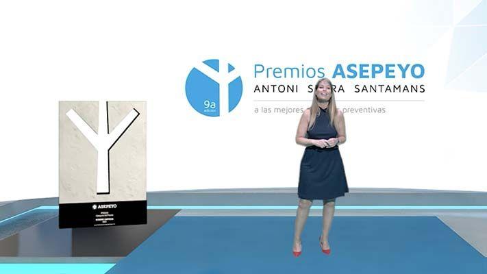 Sacyr finalista en la IX Edición de los Premios Asepeyo Antoni Serra Santamans