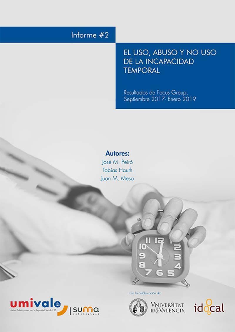 Umivale e IDOCAL analizan el uso y abuso de la Incapacidad Temporal en España