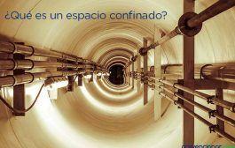 ¿Qué es un espacio confinado?