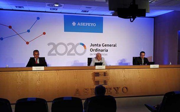 Asepeyo obtiene un resultado de 20,07 millones de euros en 2020
