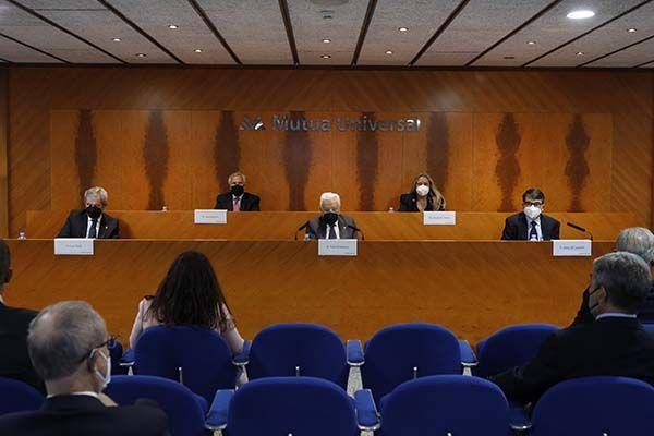 La Junta General Ordinaria de Mutua Universal aprueba las cuentas del ejercicio 2020