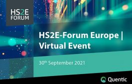 Quentic presenta evento profesional europeo sobre medio ambiente, salud y seguridad