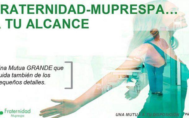 Fraternidad-Muprespa presenta en formato audiovisual sus catálogos general de servicios, de prevención y de asesores