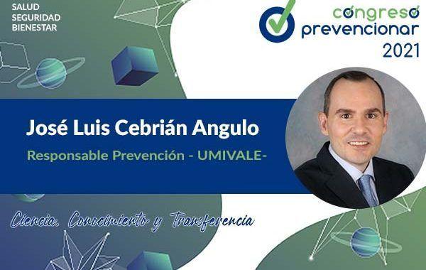 Umivale participará en el III Congreso Internacional de Prevencionar