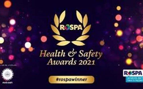 L'Oréal España Premio Oro de la 'Royal Society for the Prevention of Accidents'