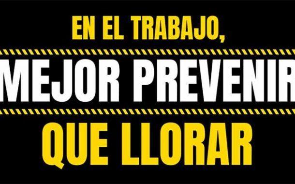 El Gobierno de La Rioja presenta la campaña Mejor prevenir que llorar