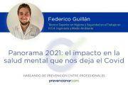 Panorama 2021: el impacto en la salud mental que nos deja el Covid