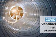 Mutua Balear estrena una sección web dedicada a la ventilación de los espacios interiores