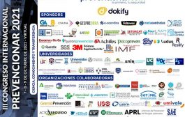 41 STANDS confirmados en el III Congreso Internacional Prevencionar 2021
