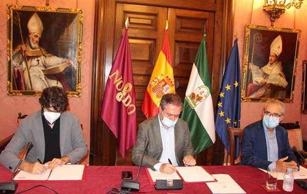 El ayuntamiento de Sevilla y CCOO impulsan un programa para fomentar la PRL