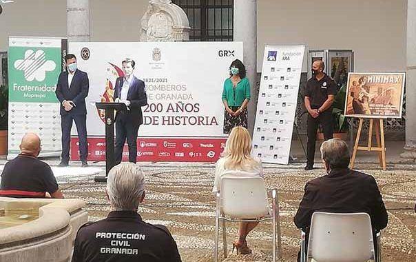 """Fraternidad-Muprespa, Fundación AXA y el Ayuntamiento de Granada exponen la muestra """"Carteles de Prevención del siglo XX"""""""