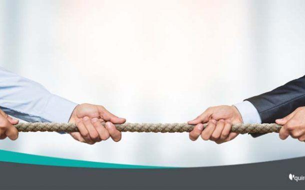 Los 5 pasos para una gestión de conflictos eficaz