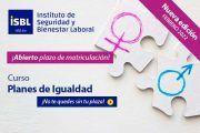 Curso: Planes de Igualdad de Género en la Empresa - Febrero 2022