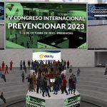 Cierre III Congreso Internacional Prevencionar