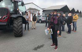 La Xunta marca como prioritario el sector agrario para inculcar una cultura de la prevención que permita avanzar hacia la siniestralidad laboral cero