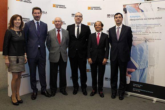 875 casos de enfermedad profesional detectados en Aragón